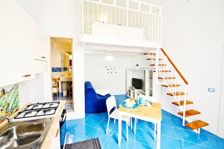 Alfieri rooms - appartamento Mare