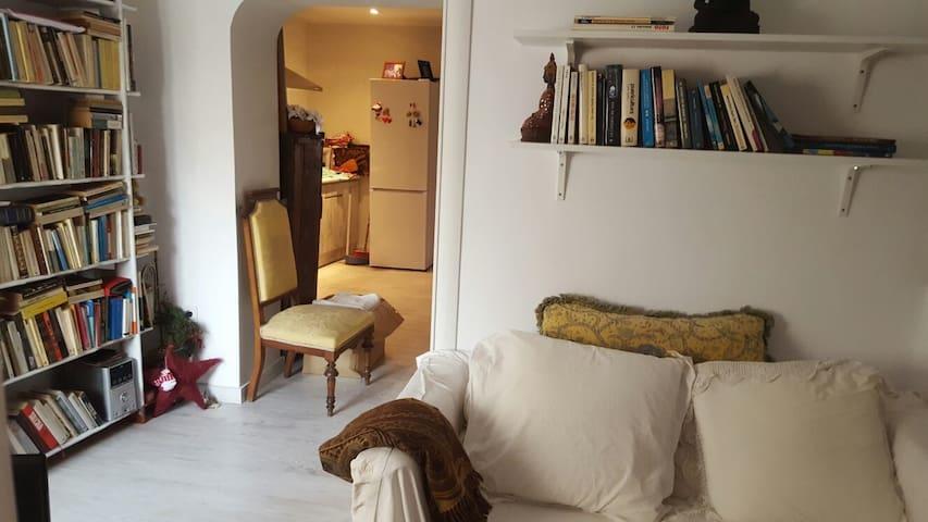 Big Double room - Vilanova i la Geltrú - บ้าน