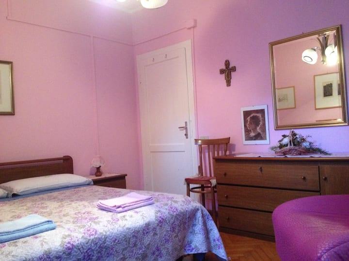 Casa a due passi dal centro di Trento