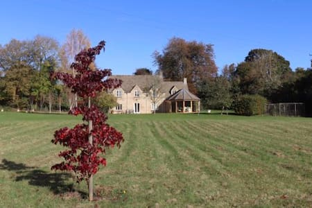 The Vineyard - stunning house in its own 3 acres