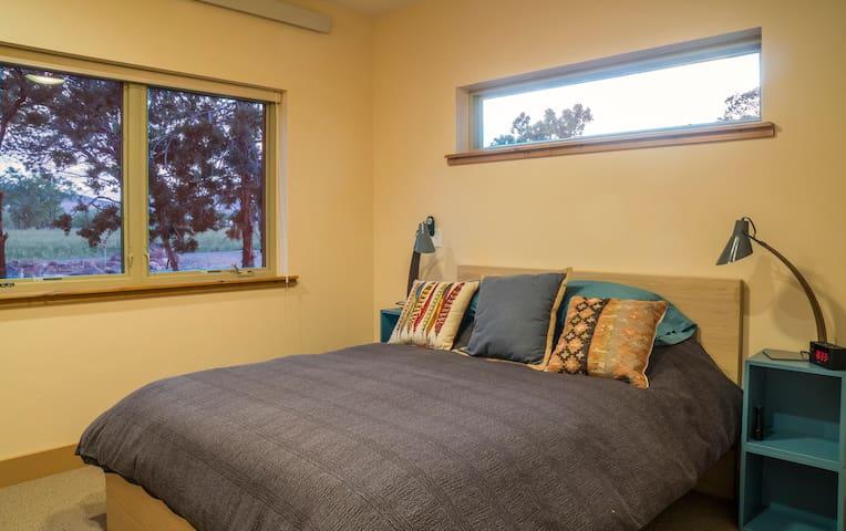 Bedroom #1- Queen size bed