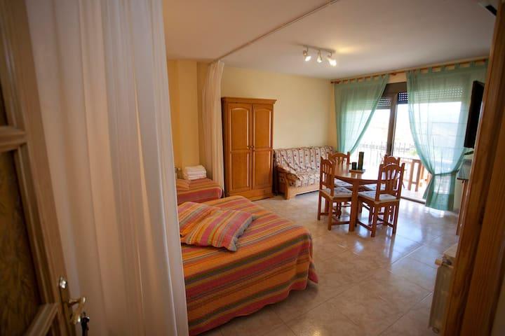 Apartamento loft para 2 personas