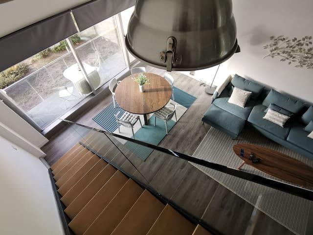 Loft with indoor swimming pool & SPA in Alcobendas