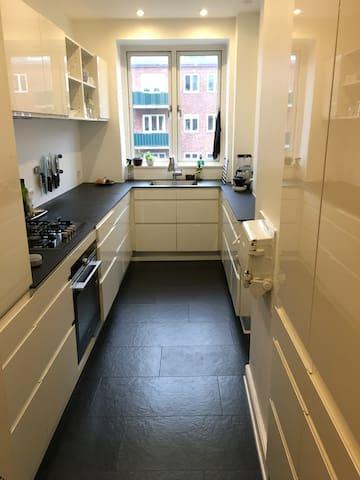 Light and spacious apartment near Amagerbro Metro