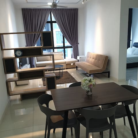 Setia Sky 88 Beautiful Living 2BR@JB Tallest Condo
