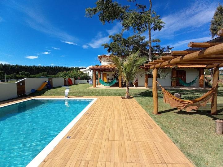 Ninho verde 2 - linda casa