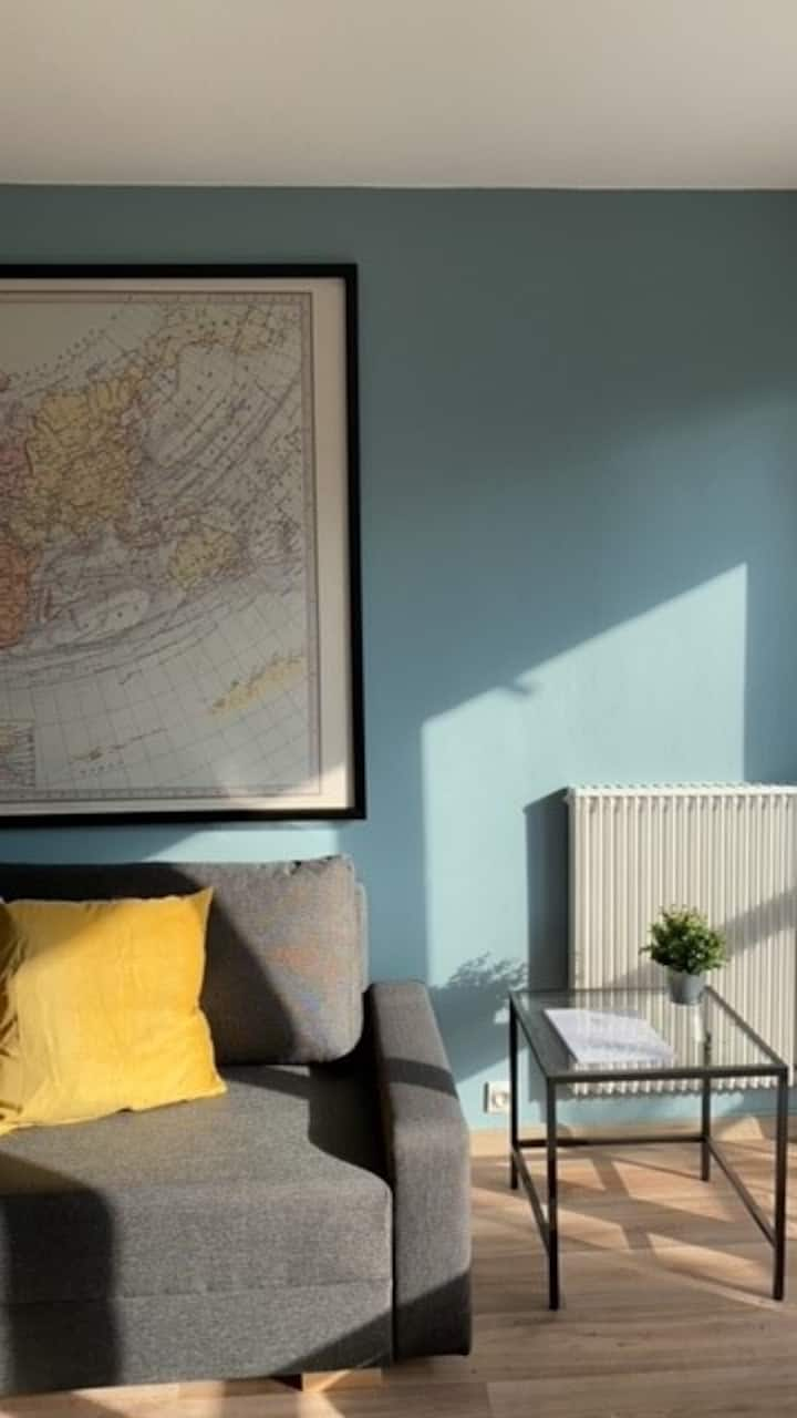 WELLCOME-Appart meublé 4 pers - NoisyleGrand-NV226