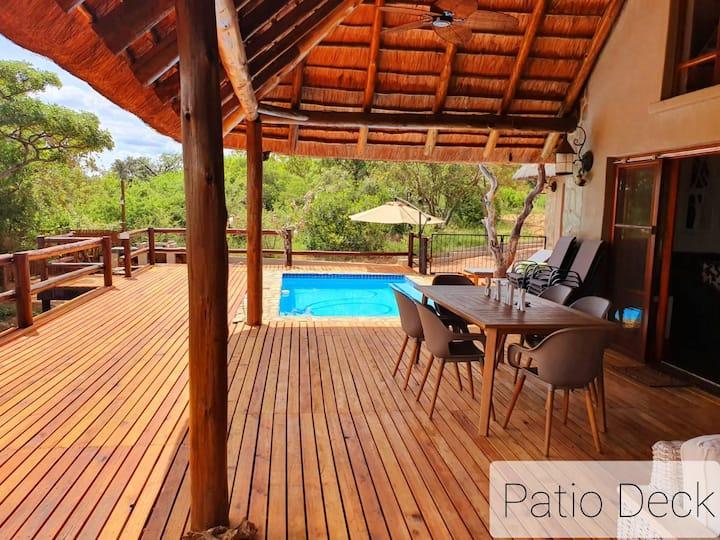 636 Itaga Safari Lodge, Mabalingwe Nature Reserve