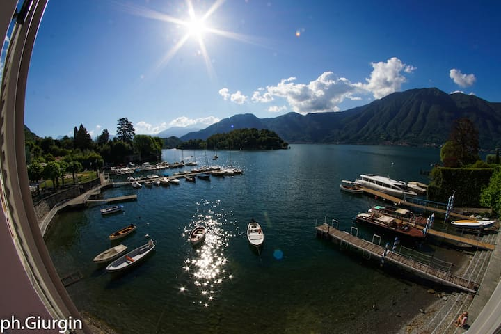 FAMILY HAVEN  ideally set, what a view! Lake Como