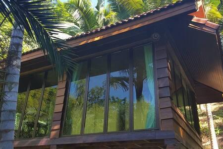 Thai style pavillion