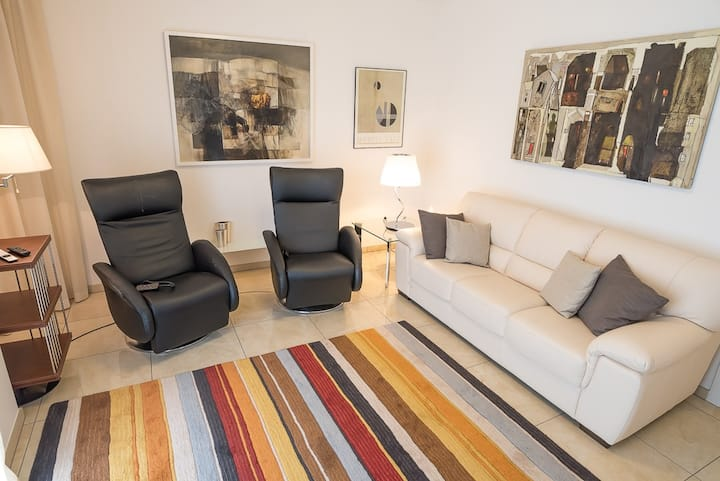 Cozy flat in Lugano business center (IL PARCO 11)