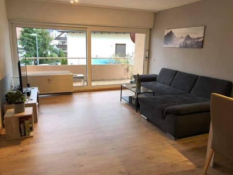 69qm 2 Zimmer Ferienwohnung Nähe Heidelberg