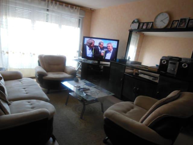 Chambre calme pas loin du centre ville - Toulouse - Apartment