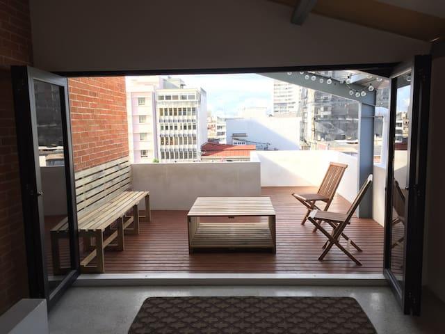 Apartamento en Centro Historico - Guatemala - Departamento