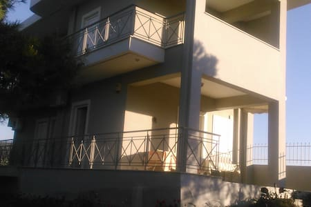 Apartments: Alexandros-Sofia