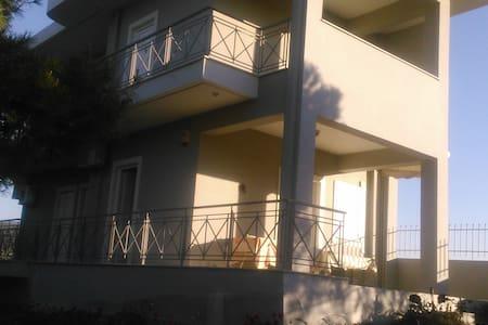 APARTMENTS : ALEXANDROS-SOFIA - Agia Marina