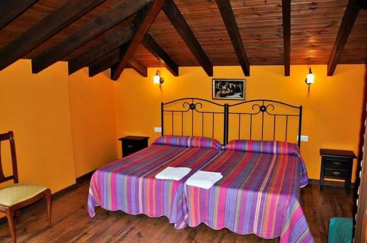 Pension Solis habitacion privada nº3