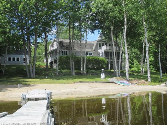 Luxury in Katahdin - Millinocket - Chatka