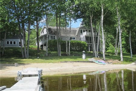Luxury in Katahdin - Millinocket - Cabaña