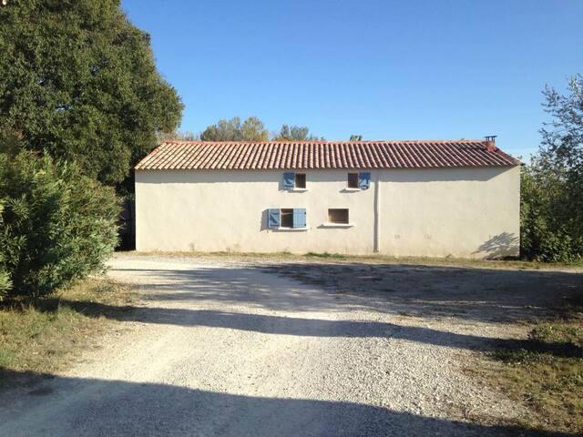Maison au cœur de 5 ha de verdure en Provence
