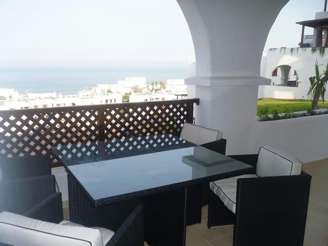 Bella Vista - Bel appart vue sur mer - Cabo Negro - Apartment