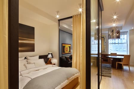 Gorgeous & Fab NYC Luxurious Designer Apartment !! - 紐約