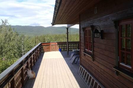 Idyllisk hytte i naturskjønne omgivelser. - Lardal kommune