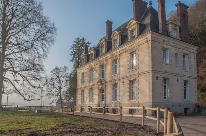 château de la Ronce MONET - Caumont - Kasteel