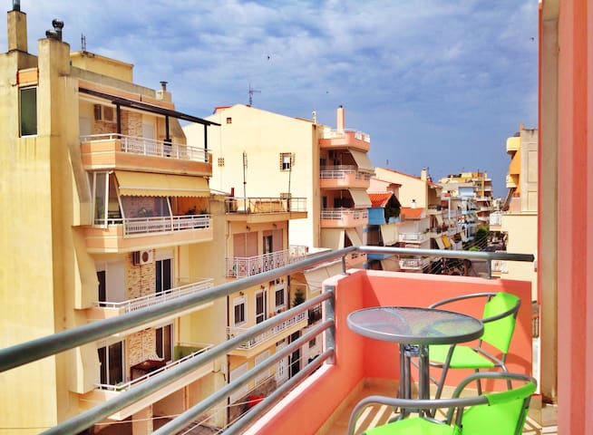 Comfortable Apartment #2 in Alex! - Alexandroupoli - Apartment