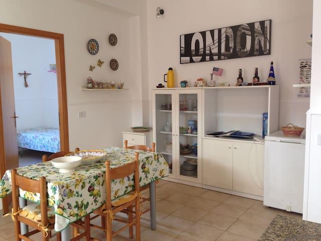 Sweet holiday home - Casa Vacanze Agnone Bagnia - Agnone - Casa