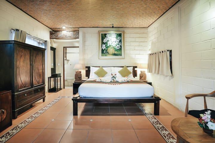 Comfy Deluxe for Couple in Munari Resort Ubud