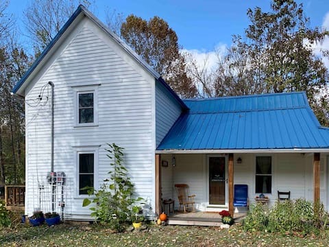Slate Creek Farmhouse ~ Fall Fun!
