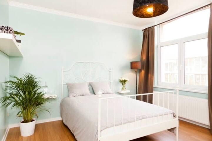 Bright & cozy bedroom in Mechelen