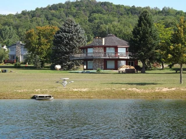 Petoskey Mi 7 bedroom vacation home - Boyne Falls - Huis
