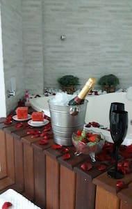 Suíte romântica para temporada em Cabo Frio - Cabo Frio - Loftlakás