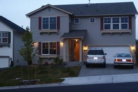 Nice Snoqualmie Ridge Home: Suite D - Snoqualmie - Ház
