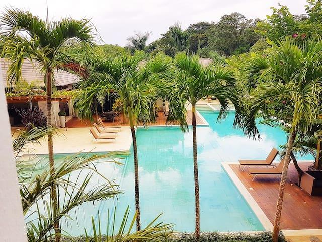 Wonderful apartment 3 BDR & 3 BATH near Playa Popy