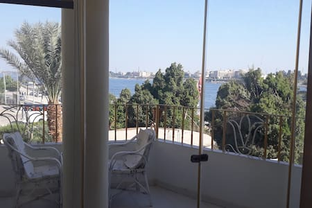 Spring Hotel Luxor - One Bedroom Flat - Nile View