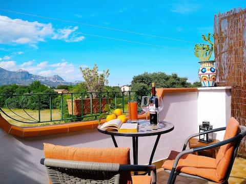 "La Mora Country House ""Casa Gelsi"""