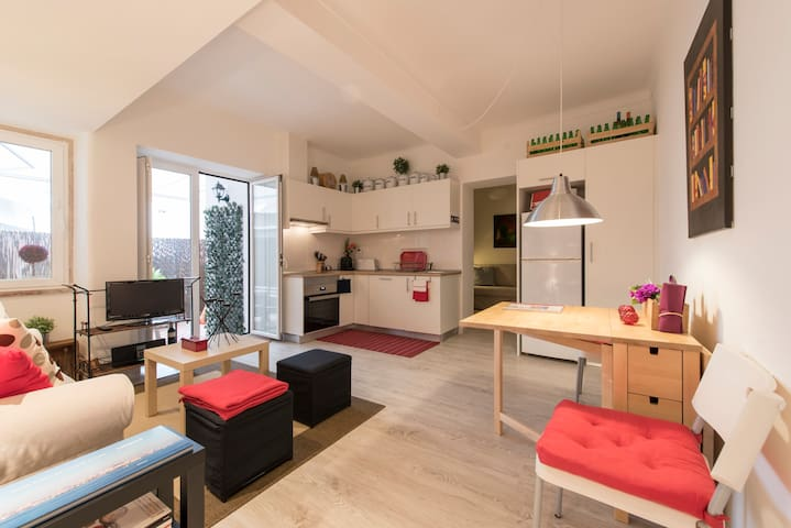 NEW | The Patio House – private terrace! Central - Lisboa - Apartment