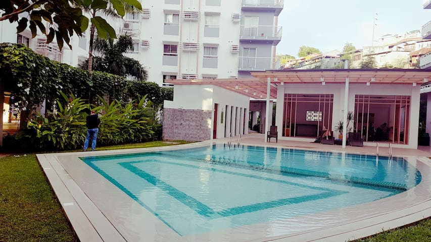 Studio Unit near IT Park&JY+ Wifi,Cable,Furnished