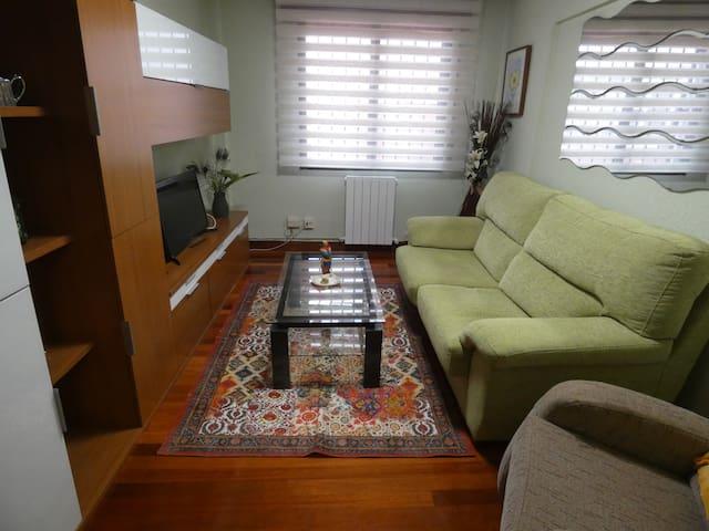 Apartamento Bilbao Santutxu  (Céntrico)