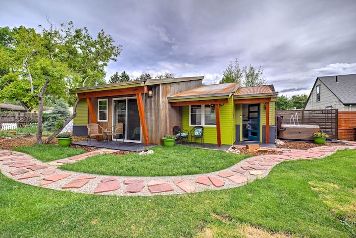 Fort Collins Home w/ Hot Tub - 5 Min to Old Town!
