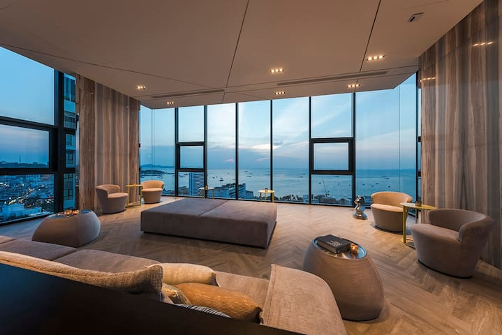Central pattaya Seaviewroom sell Super cheap  Oct - Muang Pattaya - Apartamento