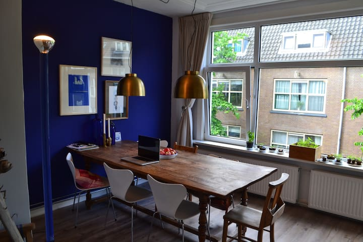 Cosy apartment in Rotterdam