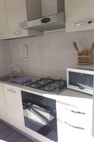 cucina e microonde