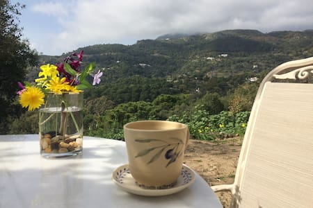 Amazing finca in the mountains of Casares