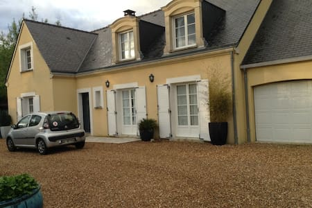 For Rent, Rooms on Le Mans 24 Hours Circuit - Arnage - 단독주택