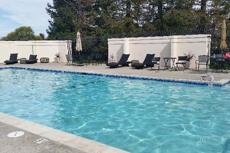 Sunny Condo Retreat Near Berkeley & SF - Társasház
