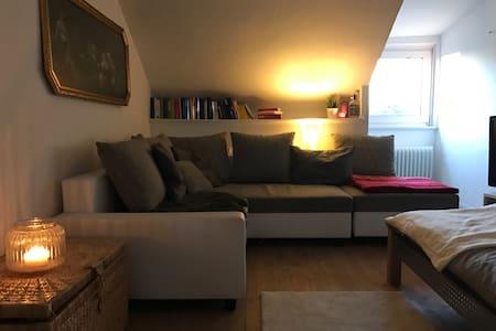 Zentrales, gemütliches Privatzimmer - Bremen